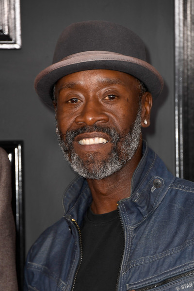 Actor/director Don Cheadle attends The 59th GRAMMY Awards at STAPLES Center on February 12, 2017 in Los Angeles, California.