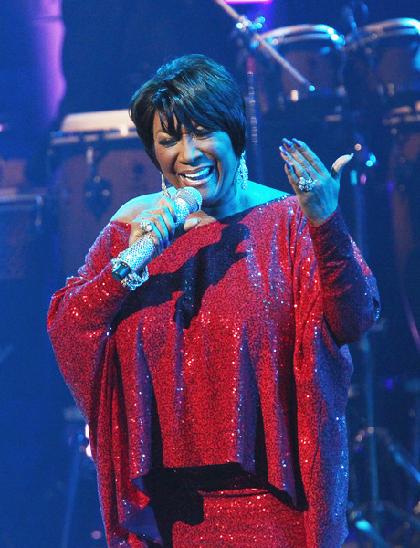 Singer Patti LaBelle performs onstage at AIDS Healthcare Foundations Keep the Promise Concert at the Dolby Theatre in Hollywood, CA on November 30, 2016.