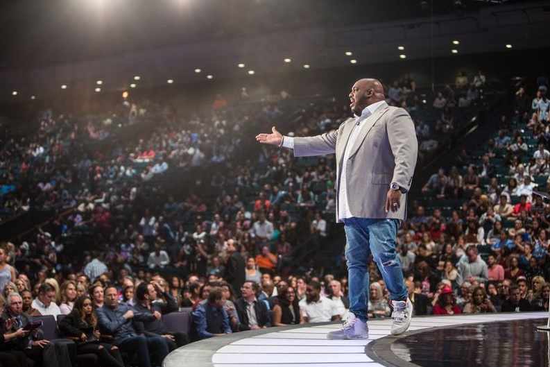 Pastor John Gray (Photo credit: OWN: Oprah Winfrey Network)