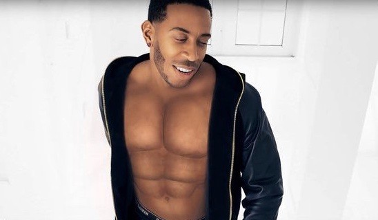 Ludacris Says His CGI Music Video Abs Were Meant to Look Fake
