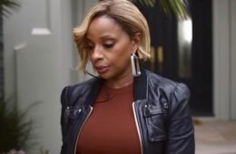 """Mary J. Blige in trailer for """"The Making Of: Strength of a Woman"""""""