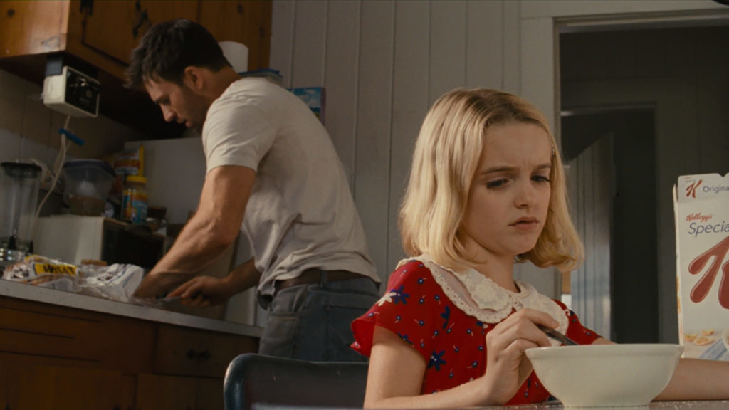 Chris Evans and McKenna Grace star in Gifted.
