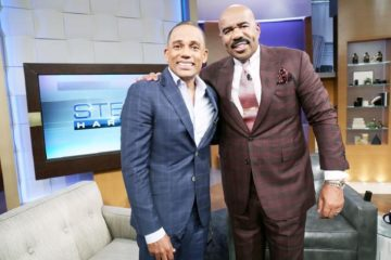 hill harper & steve harvey