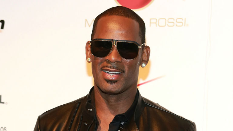 R. Kelly sued over alleged 5-year affair with deputy's wife