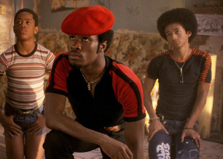 the get down (tremaine brown jr - shameik moore - jaden smith)
