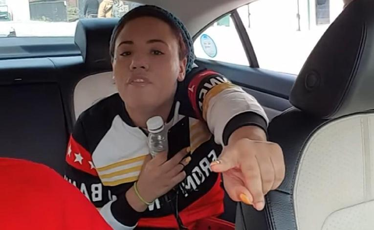 Uber driver busted by cops while fucking teen sadie blair 5