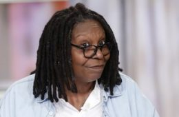 Whoopi Goldberg's New Marijuana Line