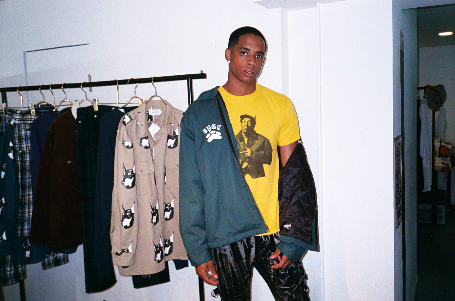 Cordell Broadus in Snoop Dogg x JOYRICH