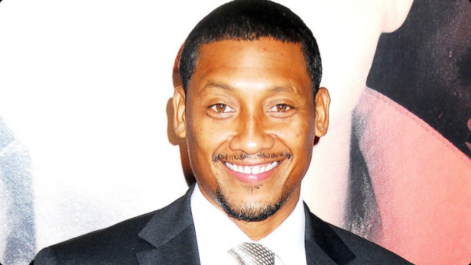 khalil kain and jermaine hopkins show love to raheem