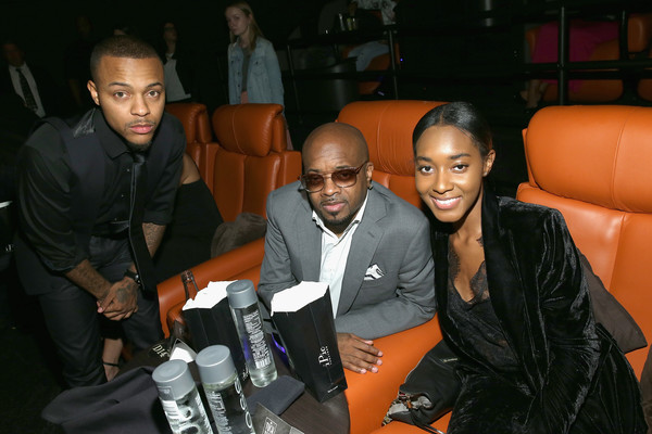 "Shad ""Bow Wow"" Moss Jermaine Dupri and Shaniah Mauldin attend the WE tv's Growing Up Hip Hop Atlanta premiere screening event on May 16, 2017 in New York City."