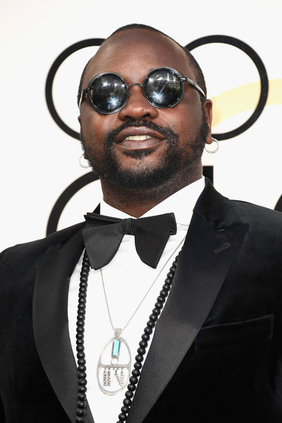 Actor Brian Tyree Henry attends the 74th Annual Golden Globe Awards at The Beverly Hilton Hotel on January 8, 2017 in Beverly Hills, California.
