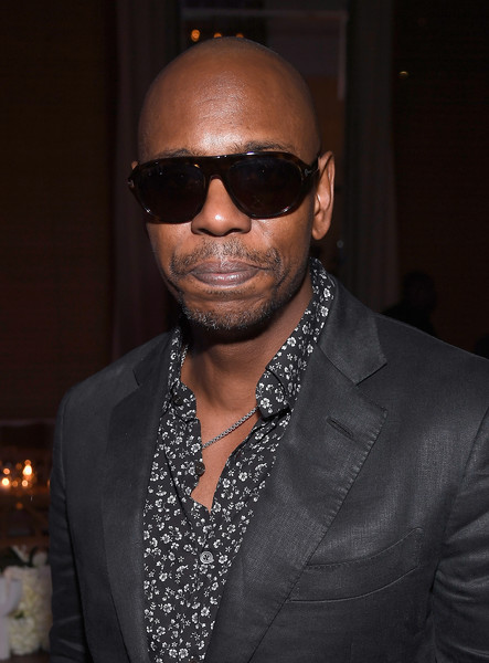 Dave Chappelle attends Hublot Collectors Dinner Co-Hosted By Philippe Starck at Bianca at Delano on December 2, 2016 in Miami Beach, Florida.