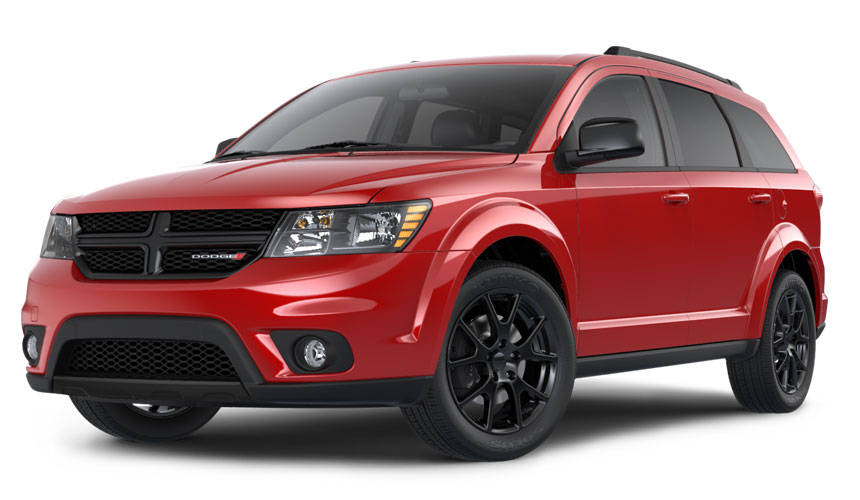 donloe on cars 2017 dodge journey gt blacktop awd eurweb. Black Bedroom Furniture Sets. Home Design Ideas