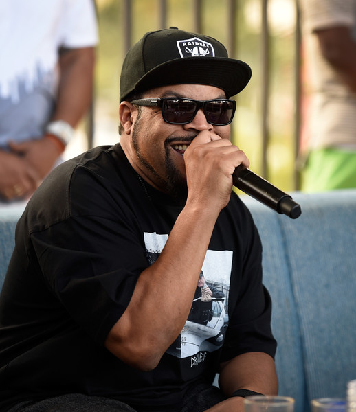 Rapper Ice Cube performs at Daylight Beach Club at the Mandalay Bay Resort and Casino on May 6, 2017 in Las Vegas, Nevada.