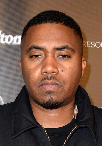 Nas at the Rolling Stone Live: Houston presented by Budweiser and Mercedes-Benz on February 4, 2017 in Houston, Texas. Produced in partnership with Talent Resources Sports.