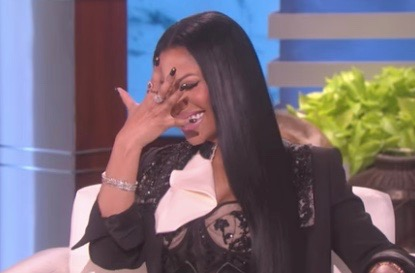 Why Did Nicki Minaj Name-Drop Ellen DeGeneres In 'No Frauds'?
