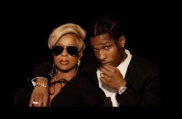 "Mary J. Blige, A$AP Rocky in video for ""Love Yourself"""