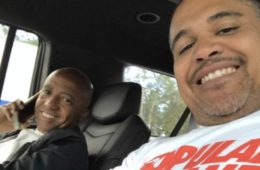 Kevin Liles (L) and Irv Gotti