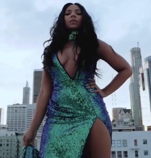 ashanti is up to something singer posts teaser clip on