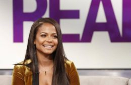 christina milian - the real