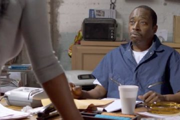 eddie griffin & kent king (clip from all about the money)