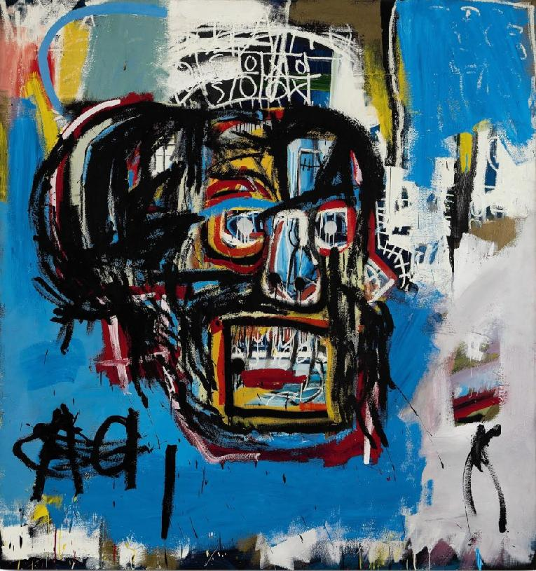 jean-michel-basquiat - untitled