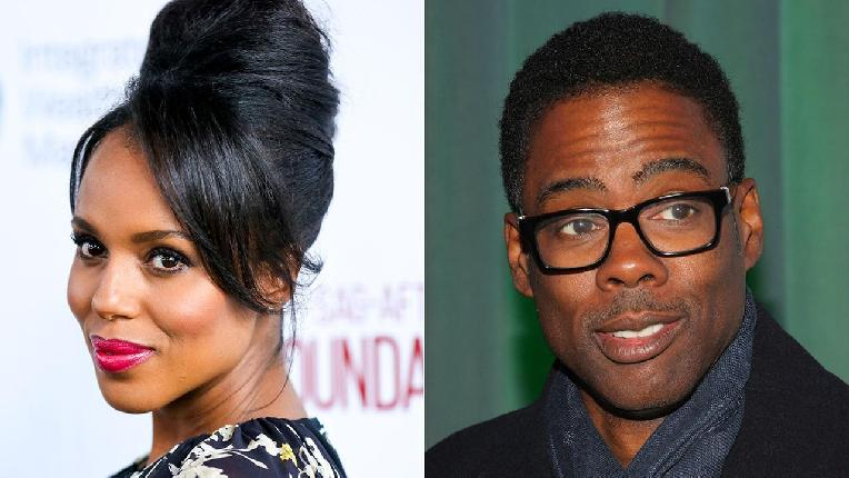 Chris Rock Cheated on Then Wife with Kerry Washington