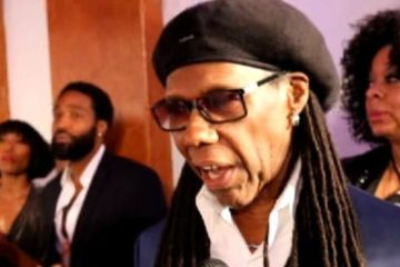 nile rodgers - screenshot