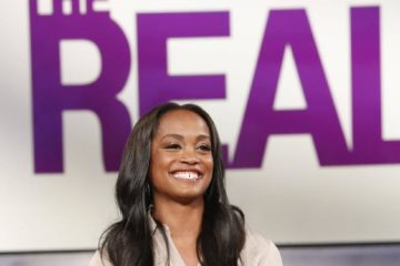 rachel lindsay - the real