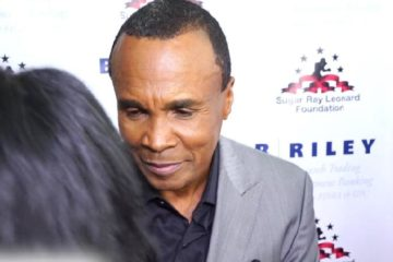 sugar ray leonard - screenshot