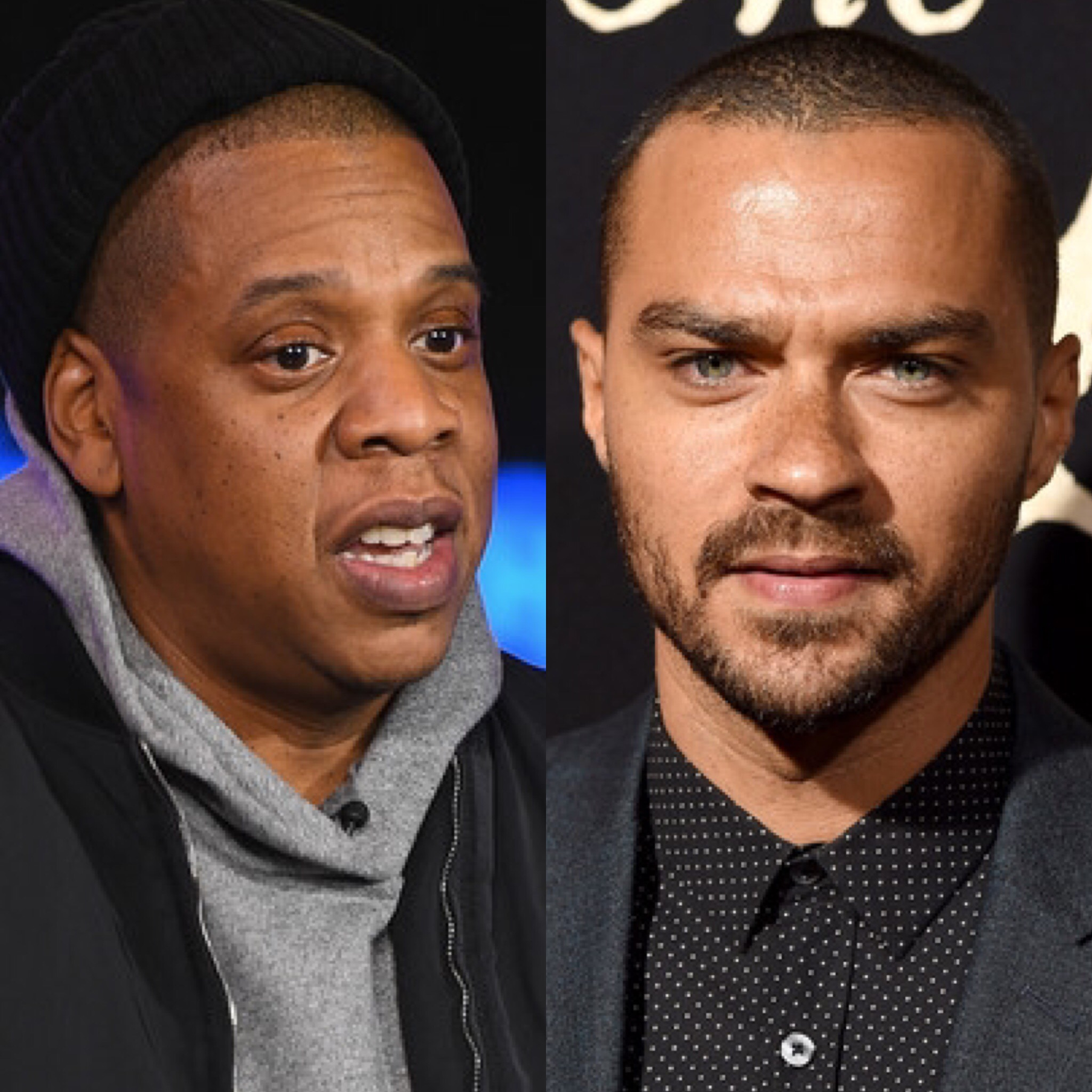 Jay Z and Jesse Williams (Getty Images)