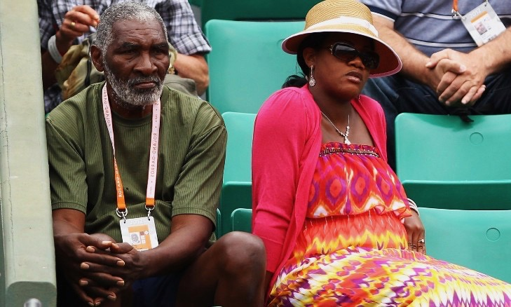 Richard and Lakeisha Williams (Getty Images)