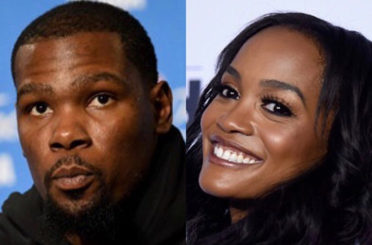 Kevin Durant Used to Date 'The Bachelorette' Rachel Lindsay at UT Austin