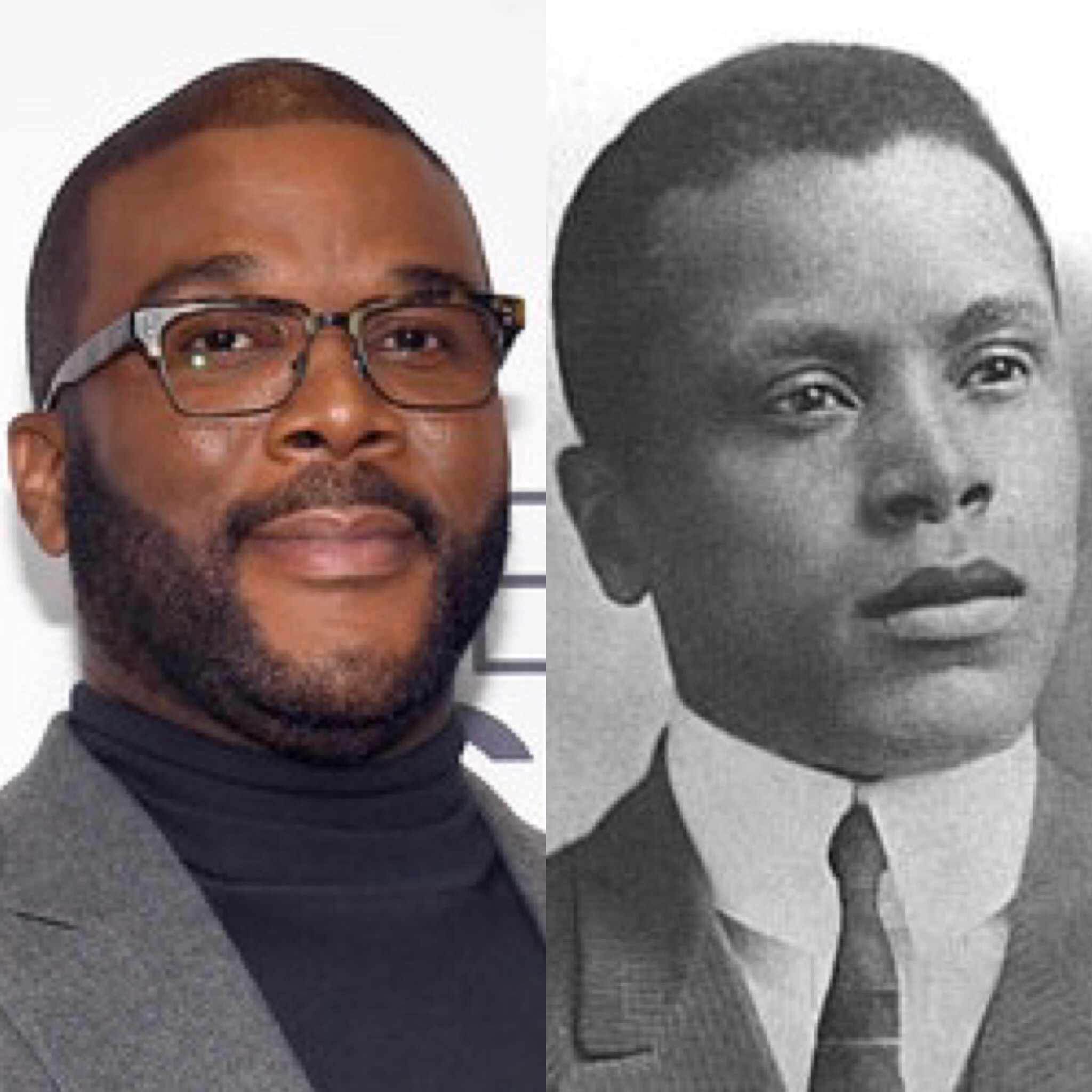 Tyler Perry and Oscar Micheaux