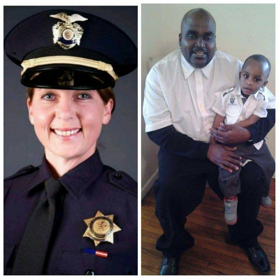 Betty Shelby, Terence Crutcher