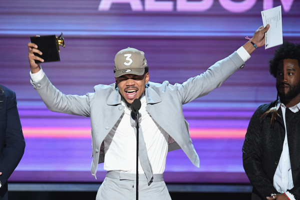 Chance the Rapper Surprises Chicago's DuSable Museum With Donation of his Grammy