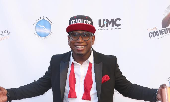 Guy Torry_Comedy Underground Comedian