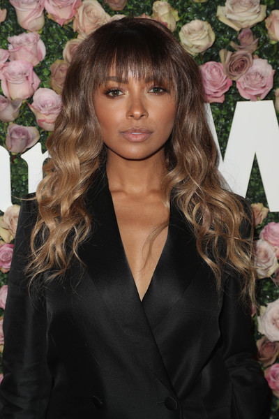 Actor Kat Graham attends Max Mara Celebration of Zoey Deutch as The 2017 Women In Film Max Mara Face of The Future Award Recipient at Chateau Marmont on June 12, 2017 in Los Angeles, California.
