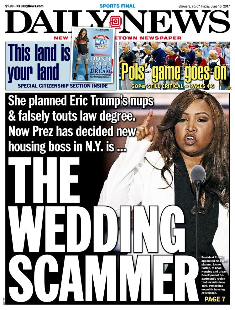 appointed to Head HUD in NY, NJ
