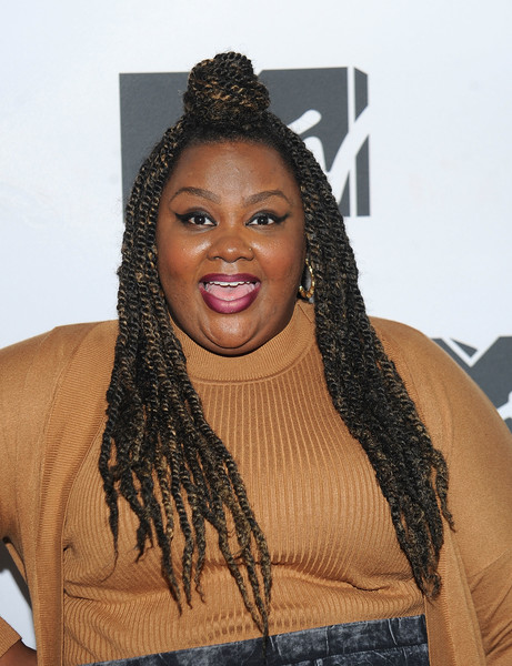 Nicole Byer attends the MTV Press Junket in New York City at Le Parker Meridien on October 26, 2016 in New York City.