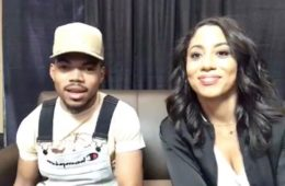 Chance the Rapper and Liz Dozier of Chicago Beyond (Facebook Live)