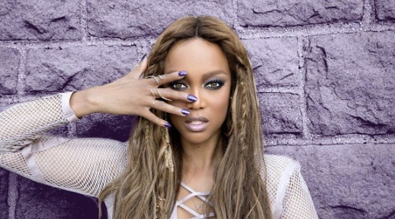 Tyra Banks Shares Rare Photo of Look-Alike Son York!
