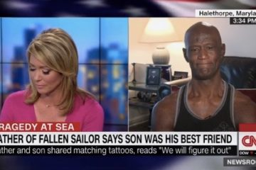Brooke Baldwin and Darrold Martin (CNN)