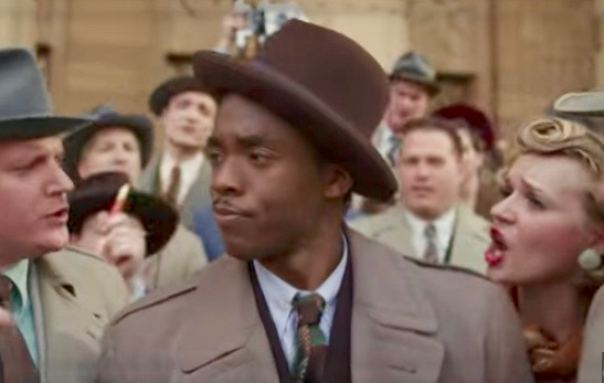 First Official Trailer Released for Chadwick Boseman's 'Marshall' (Watch)