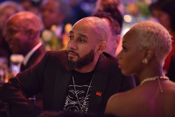 Performer Swizz Beatz attends the Bronx Children's Museum Gala at Tribeca Rooftop on May 2, 2017 in New York City.