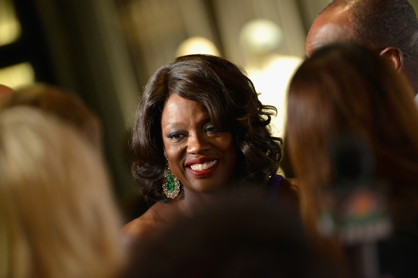 Actress Viola Davis attends the 2017 Time 100 Gala at Jazz at Lincoln Center on April 25, 2017 in New York City.