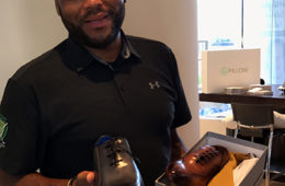 Anthony Anderson, TucciPolo Shoes