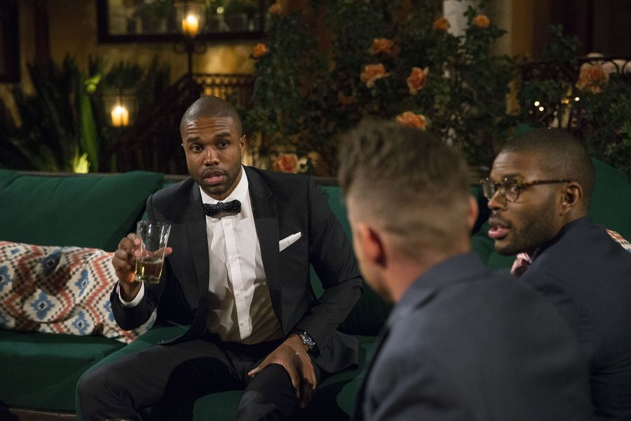 "DeMario Jackson on ABC's ""The Bachelorette"""