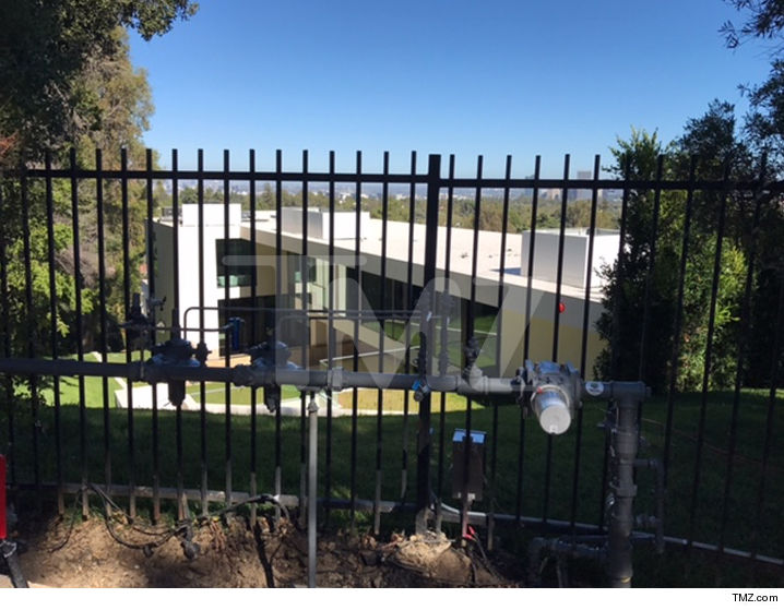 eying bel air home
