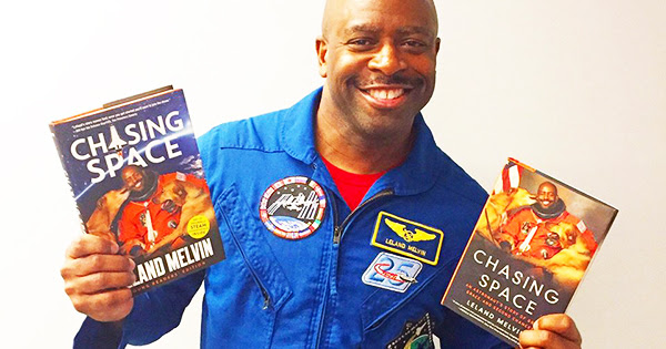 leland melvin, astronaut, chasing space